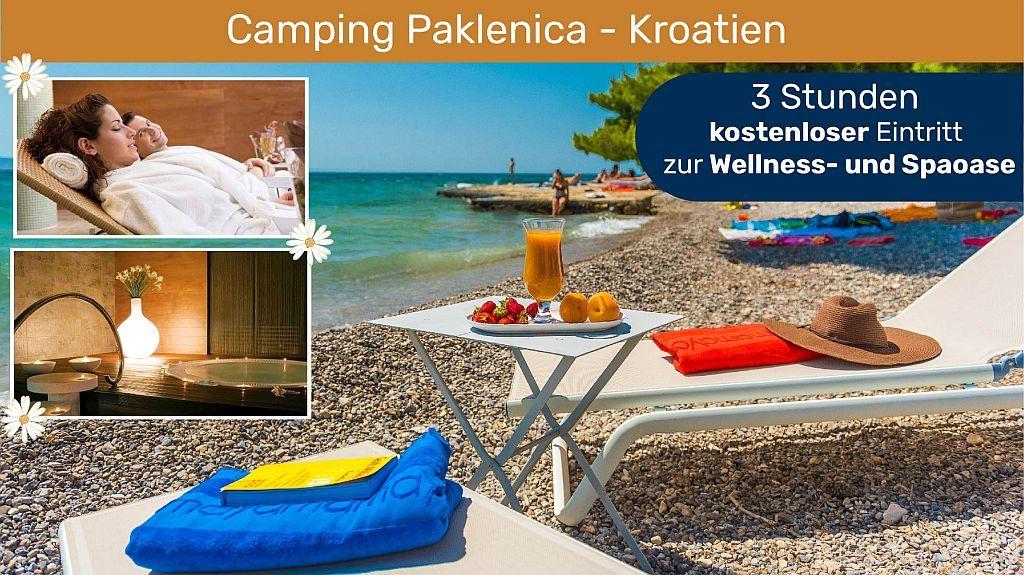 Campingplatz Kroatien