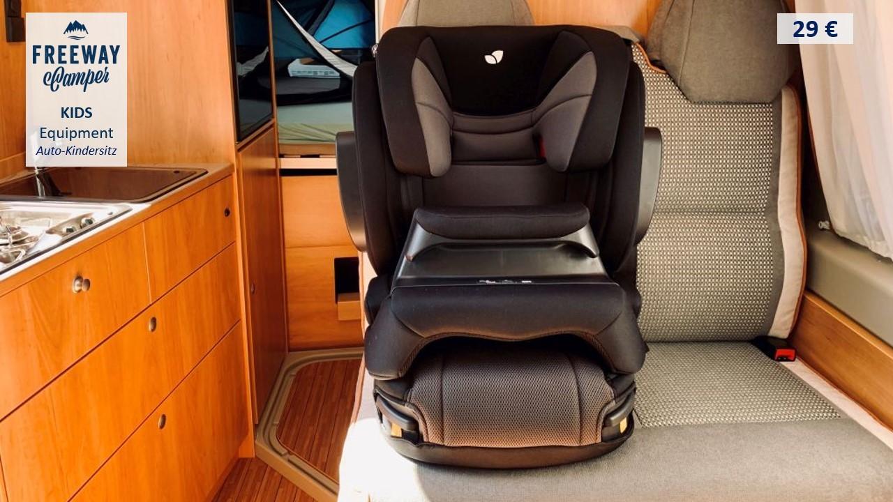FreewayCamper Klienkindautositz für Camper