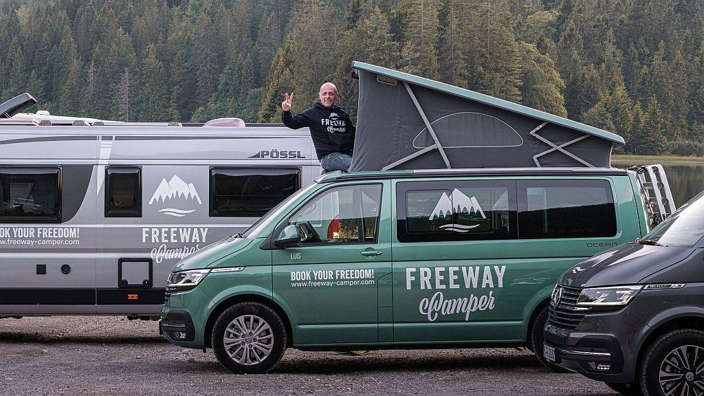 Freeway Camper Meik kom