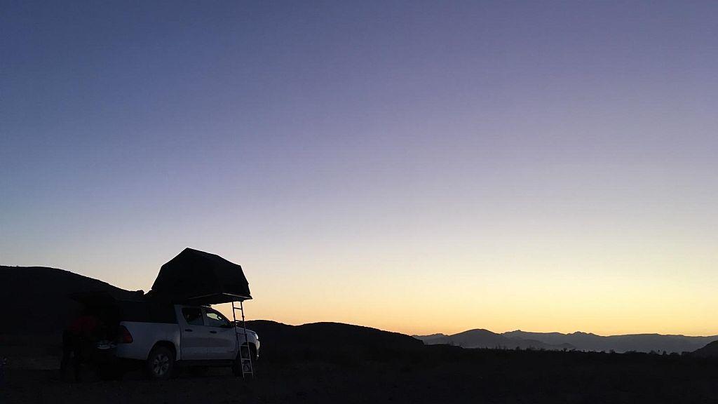 Digital Detox Camping