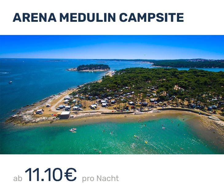 ARENA MEDULIN CAMPSITE